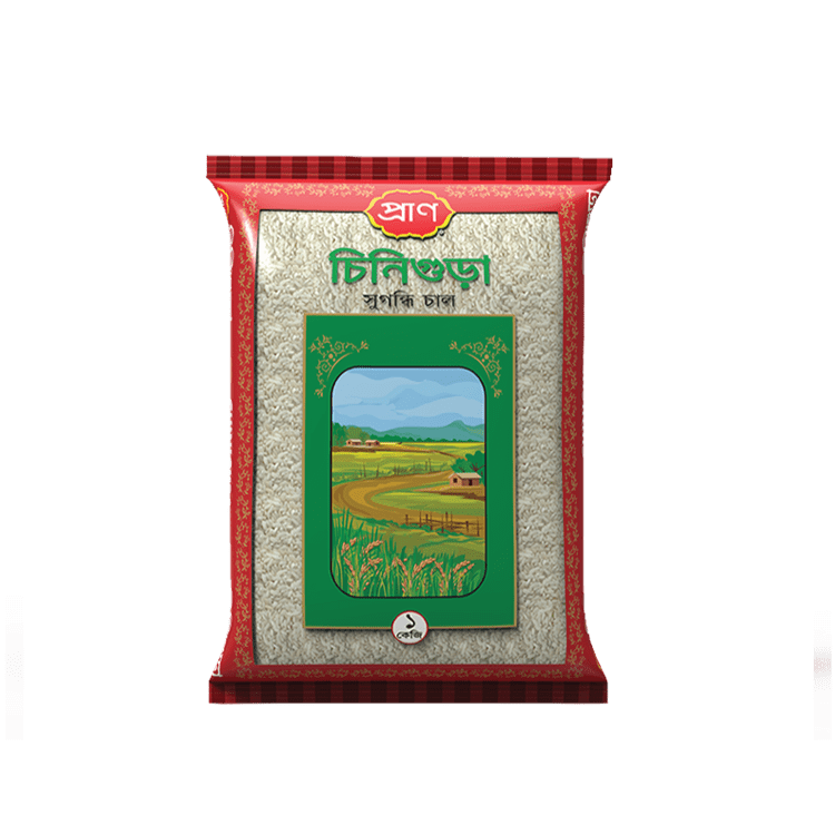 PRAN Chinigura Rice 5kg
