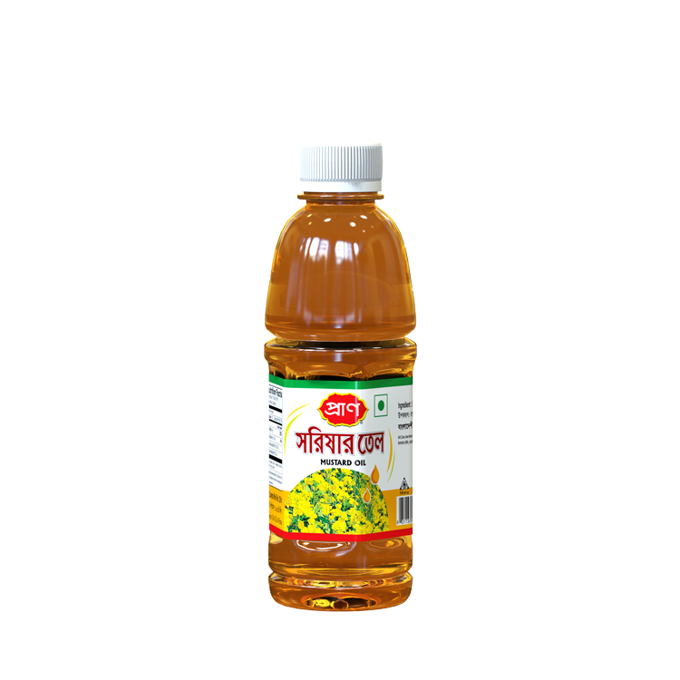 PRAN Mustard Oil 250ml