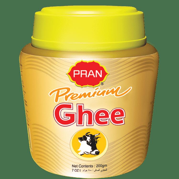 PRAN Premium Ghee 200gm