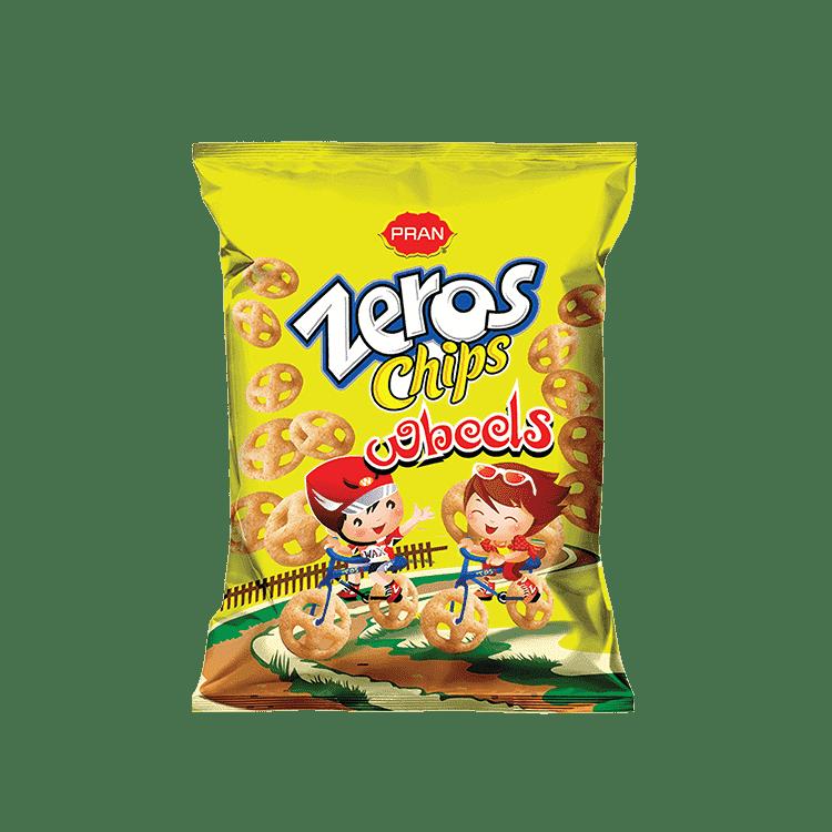 PRAN Zeros Chips Wheels