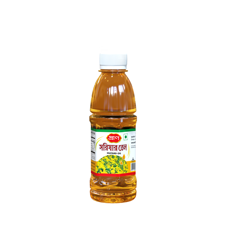 PRAN Mustard Oil 200ml
