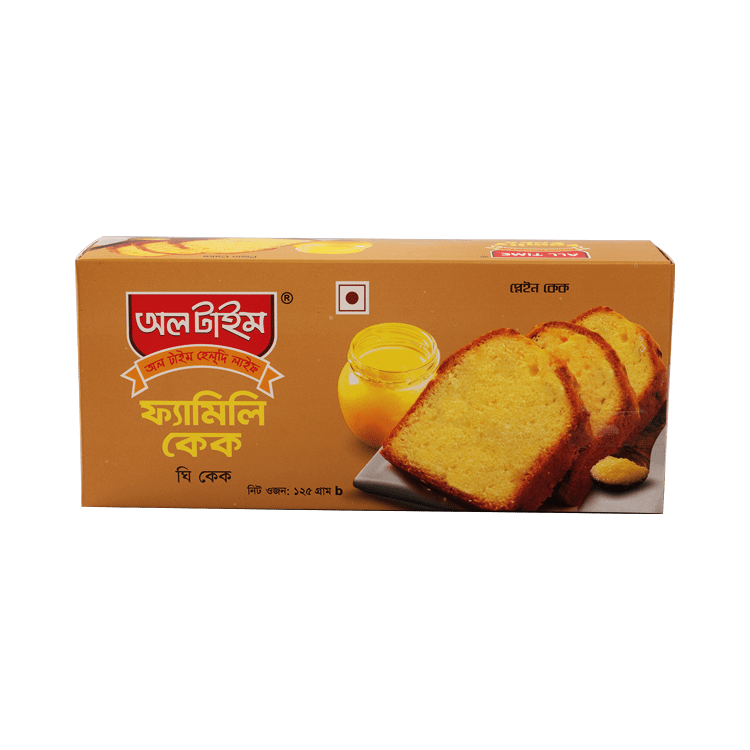 All Time Ghee Flavored Family Cake
