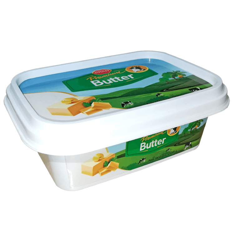 PRAN Premium Butter 200gm Box