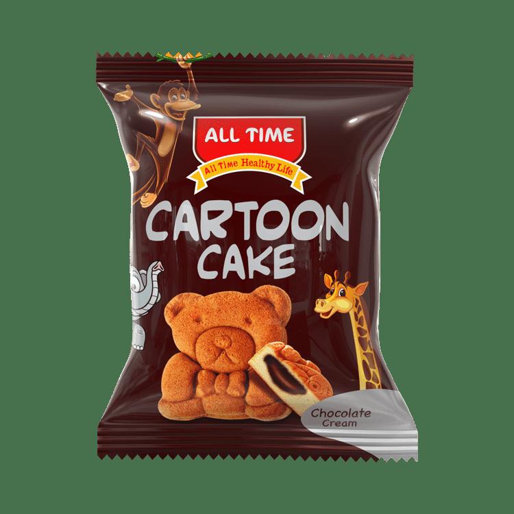 All Time Cartoon Cake