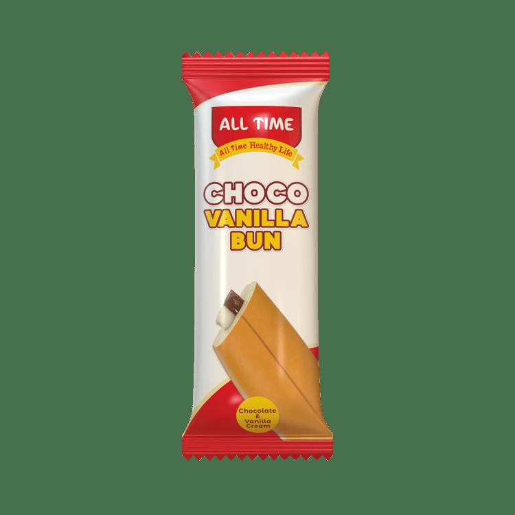 All Time Choco Vanilla Bun