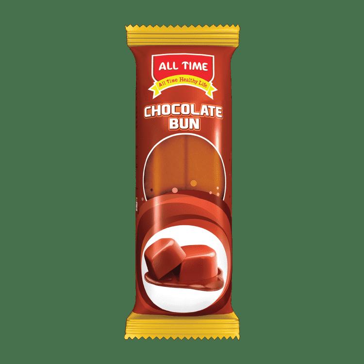 All Time Chocolate Bun