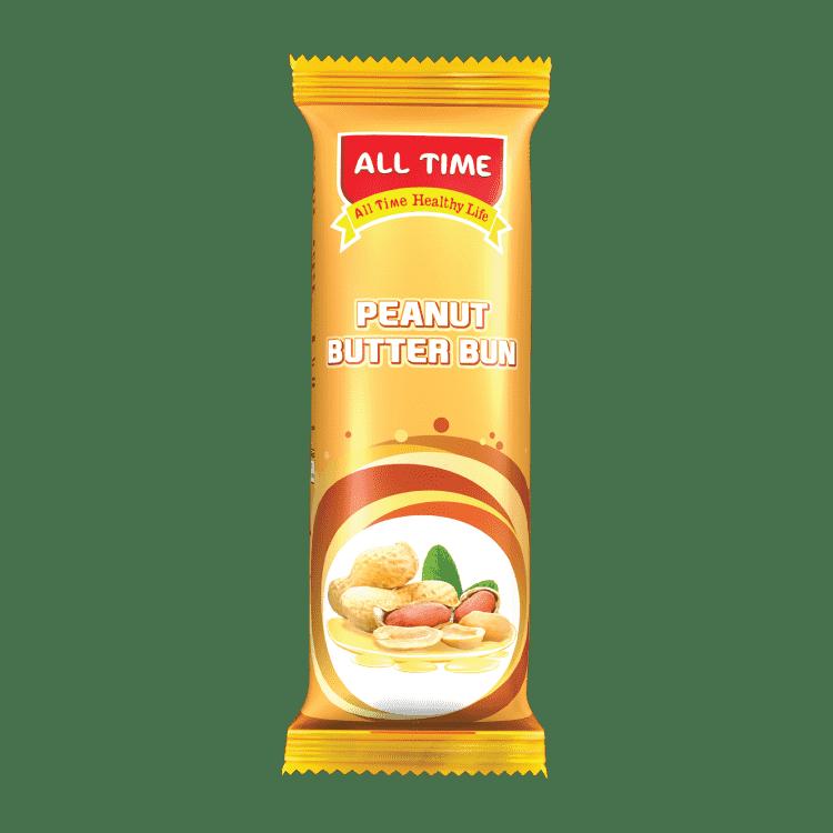 All Time Peanut Butter Bun