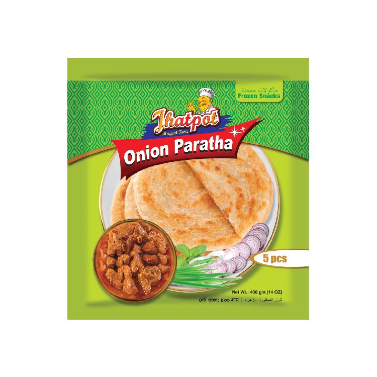 Jhatpot Onion Paratha