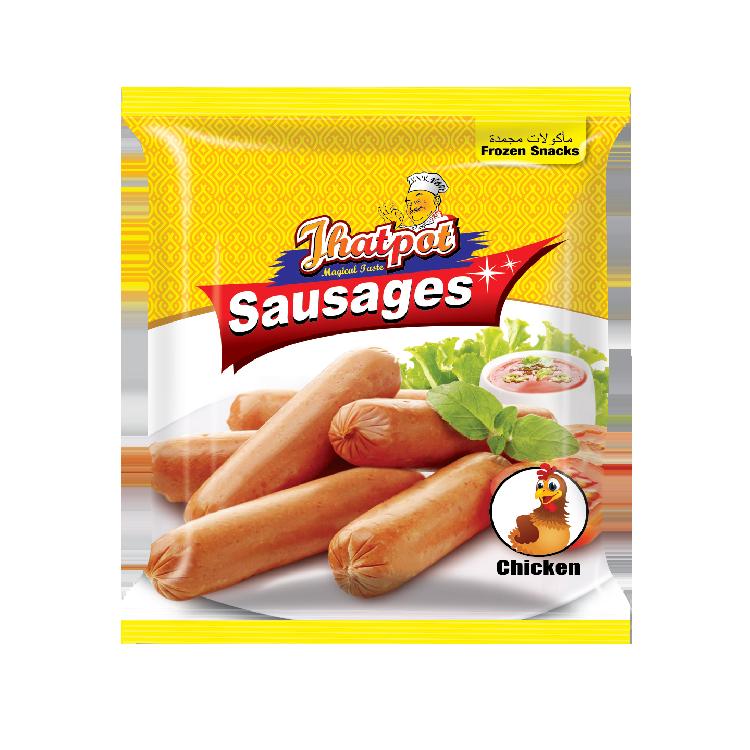 Jhatpot Sausages