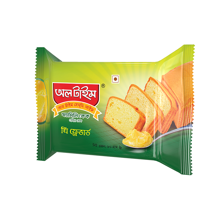 All Time Family Cake Ghee Flavored