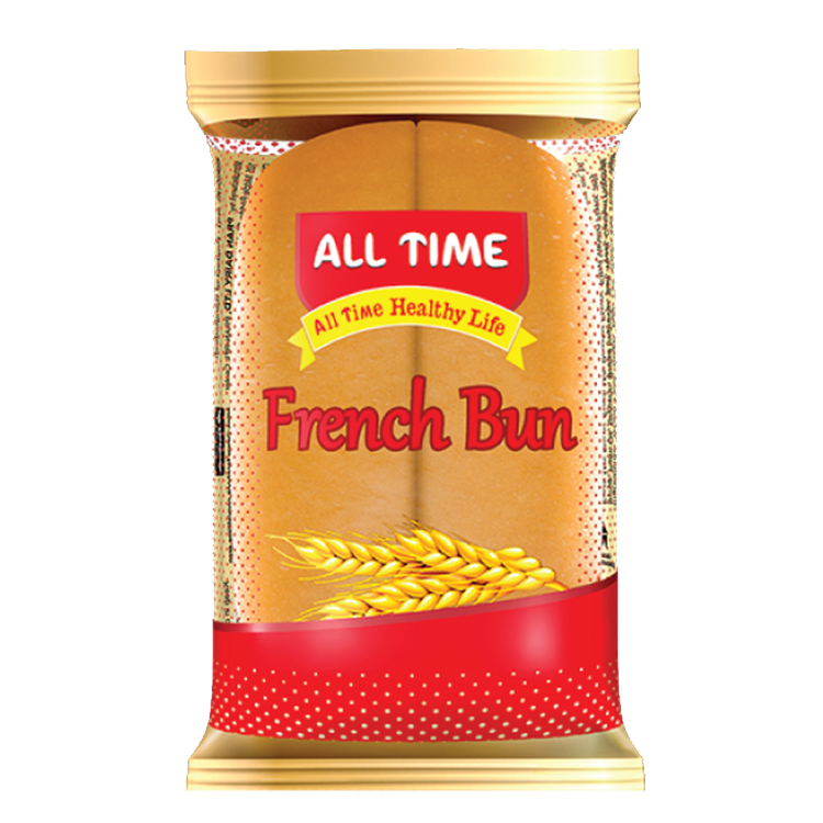 All Time French Bun