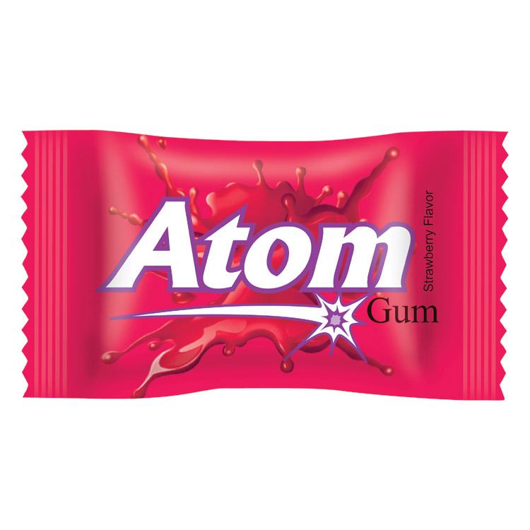 Atom Gum Strawberry