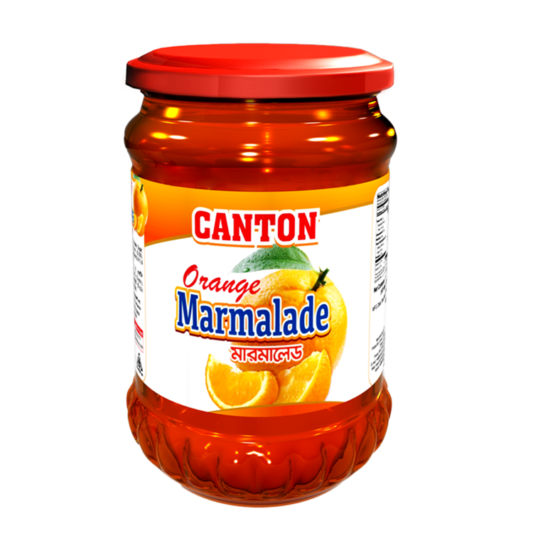 Canton Orange Marmalade