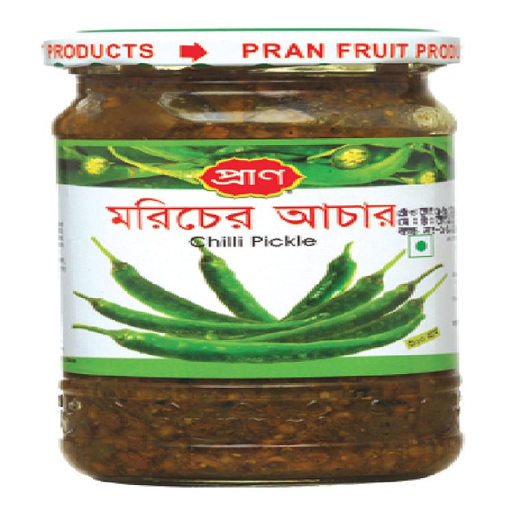 Chili Pickle