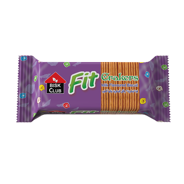 Fit Crackers (Milk Flavored)