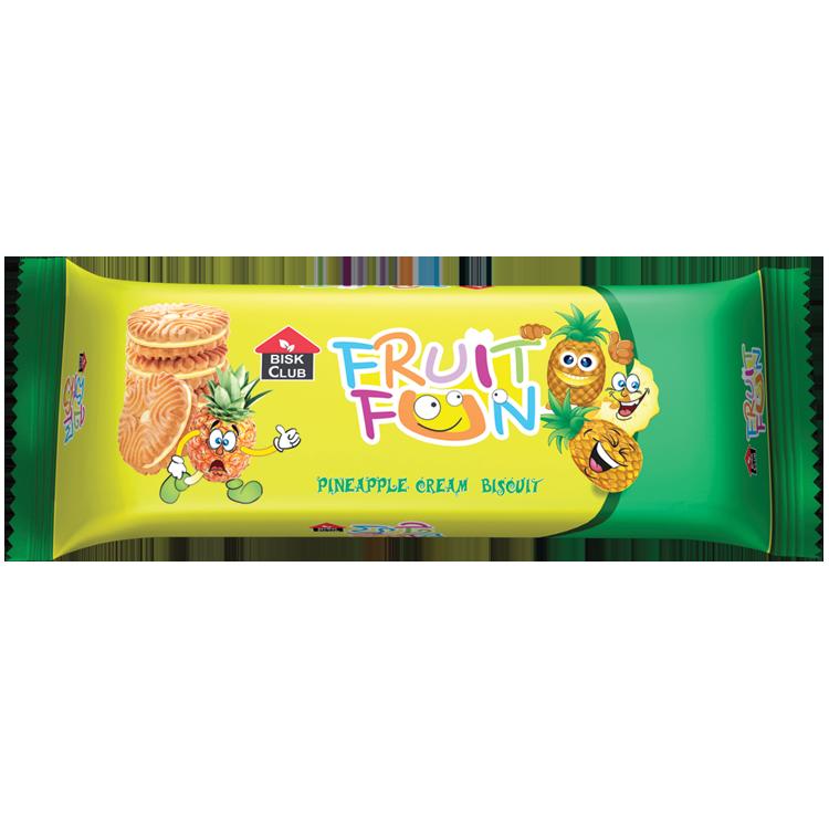 Bisk Club Fruit Fun