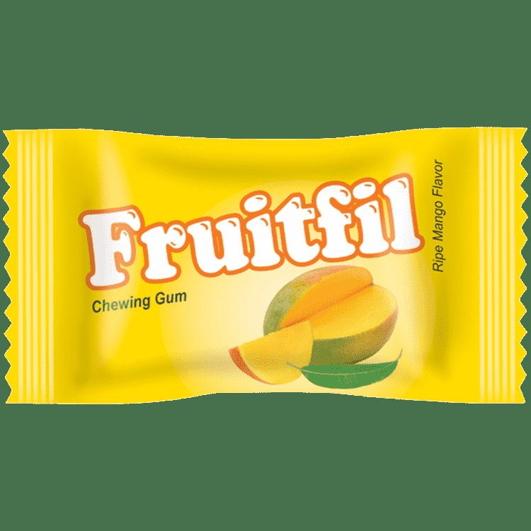 Fruitfil Chewing Gum- Ripe Mango