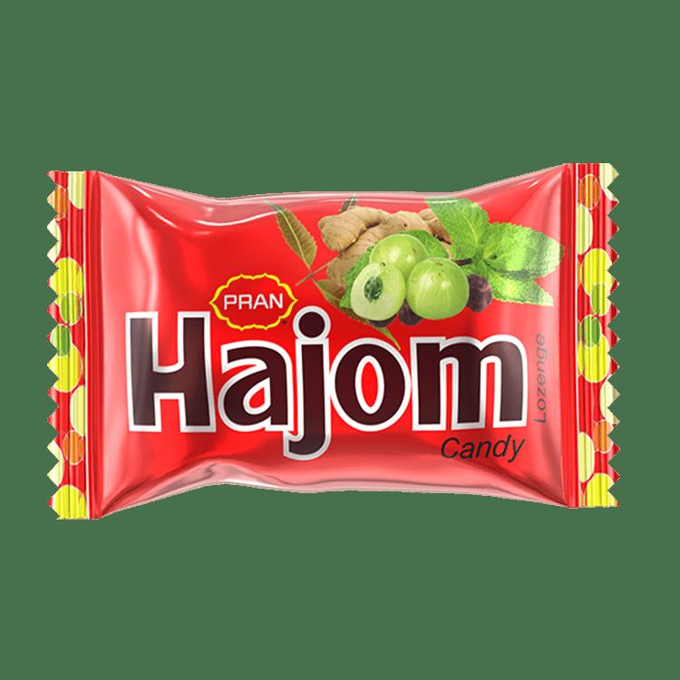 PRAN Hajom Candy Lozenge