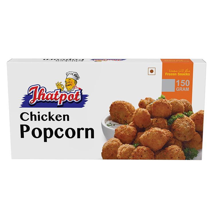 Jhatpot Chicken Pop Corn