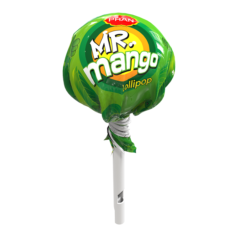 Mr. Mango Lollipop