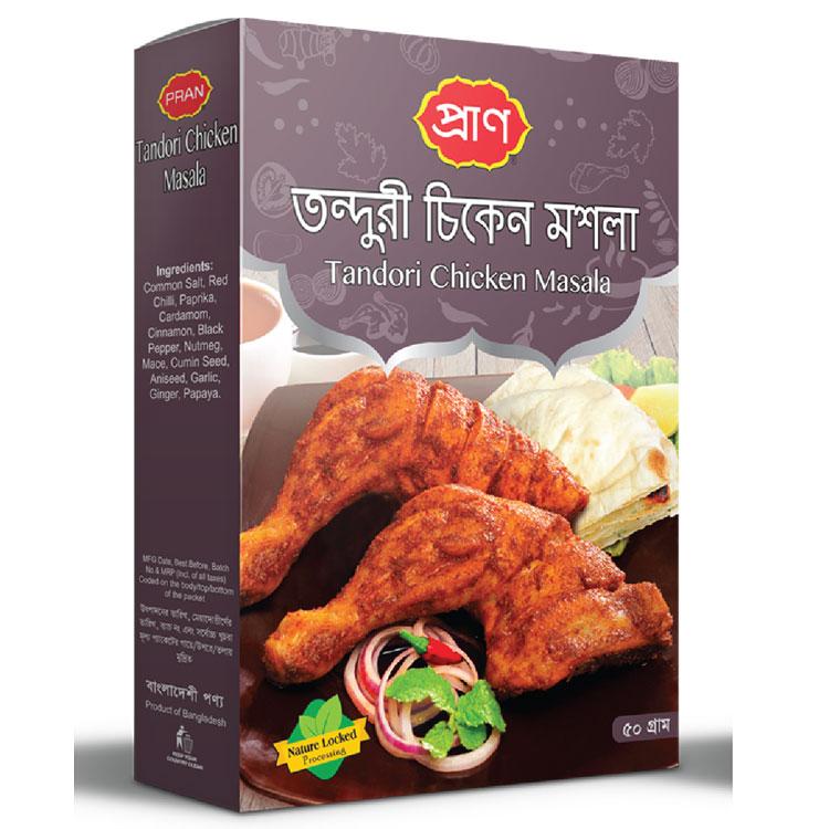 PRAN Tandoori Chicken Masala