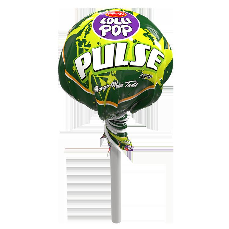 Pulse Lollipop