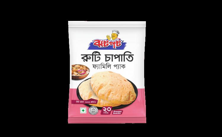 Jhatpot Roti Chapati