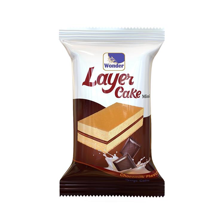 Wonder Layer Cake Mini Chocomilk
