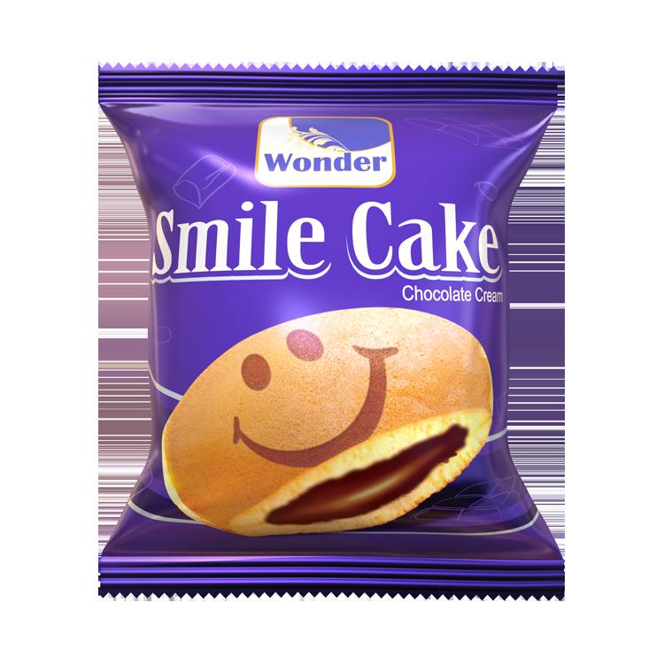 Wonder Smile Cake (Chocolate Cream)