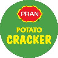 PRAN Potato Crackers