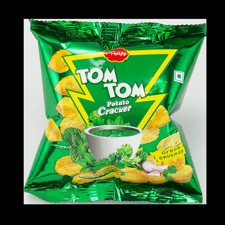 Tomtom Potato Crackers