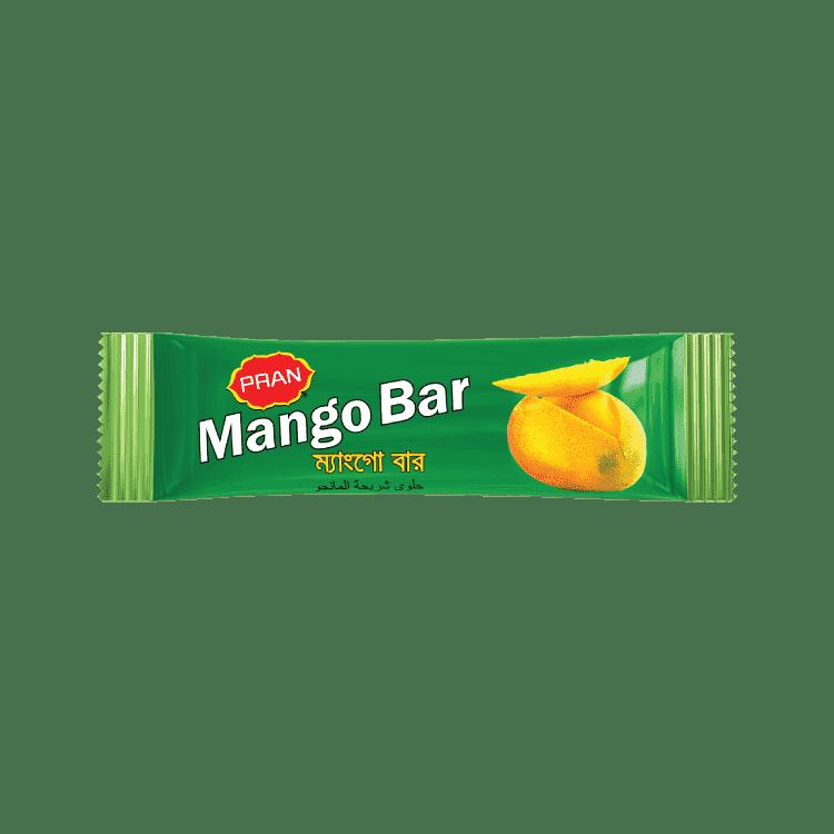 PRAN Mango Bar 14g