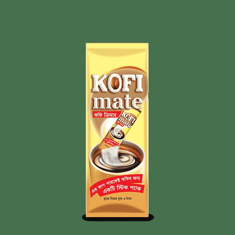Kofi Mate