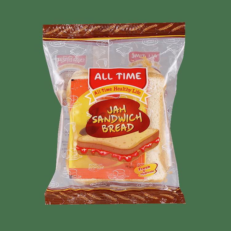 All Time Jam Sandwich Bread