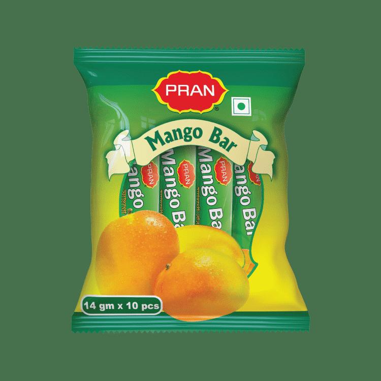 PRAN Mango Bar 140g