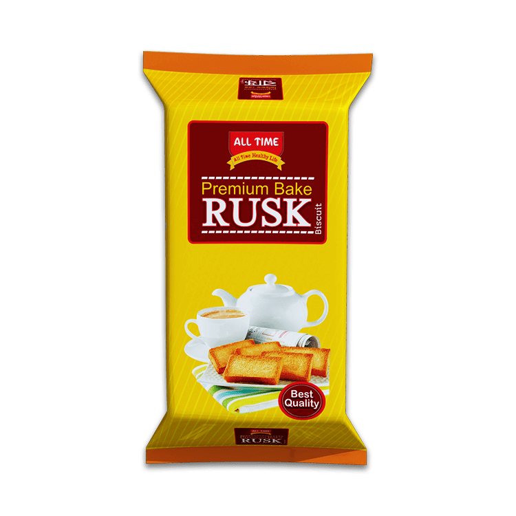 All Time Rusk Toast