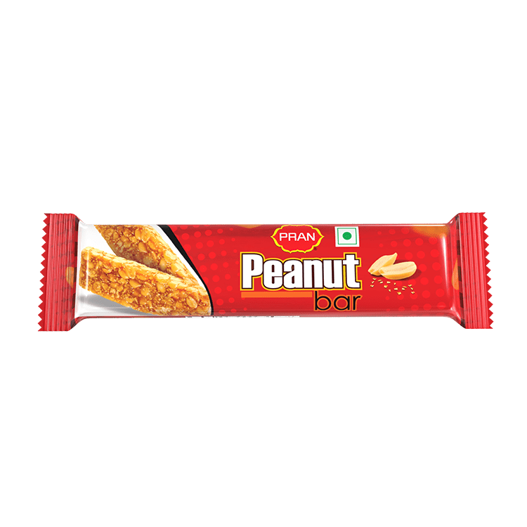 PRAN Peanut bar