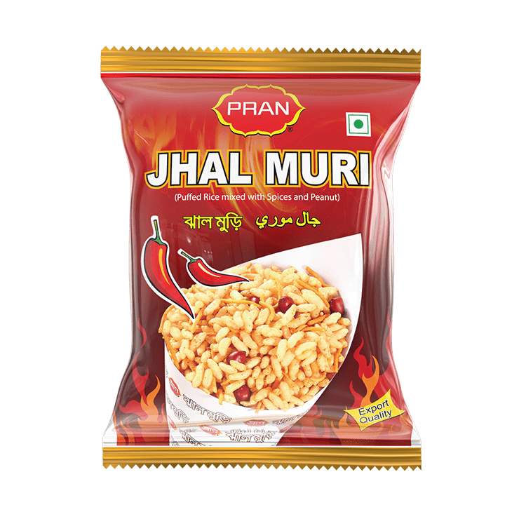 PRAN Jhal Muri