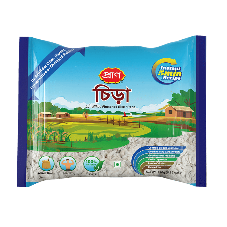 PRAN Flattened Rice (Chira)