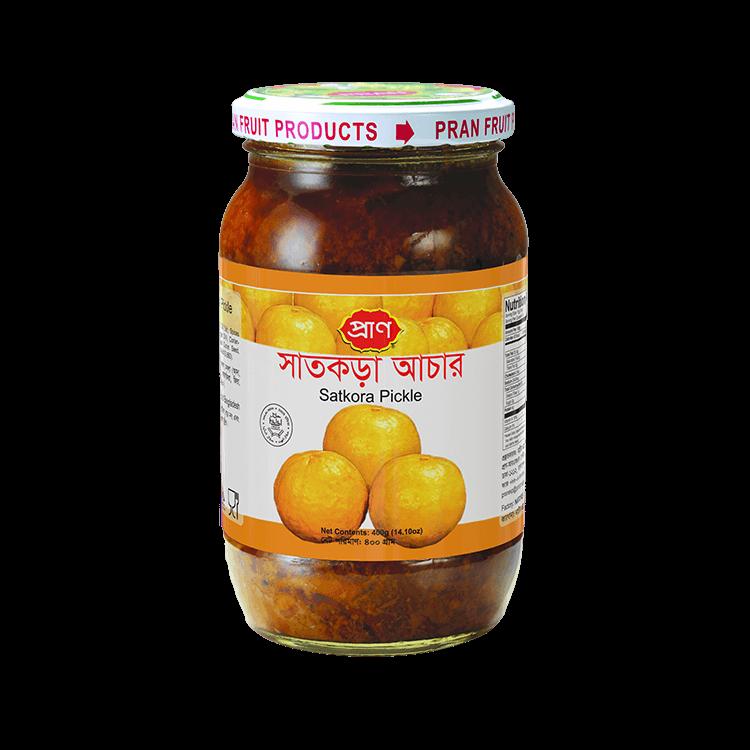 Shatkora Pickle