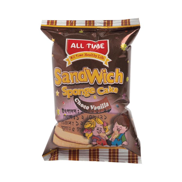 All Time Sandwich Sponge Cake 16gm