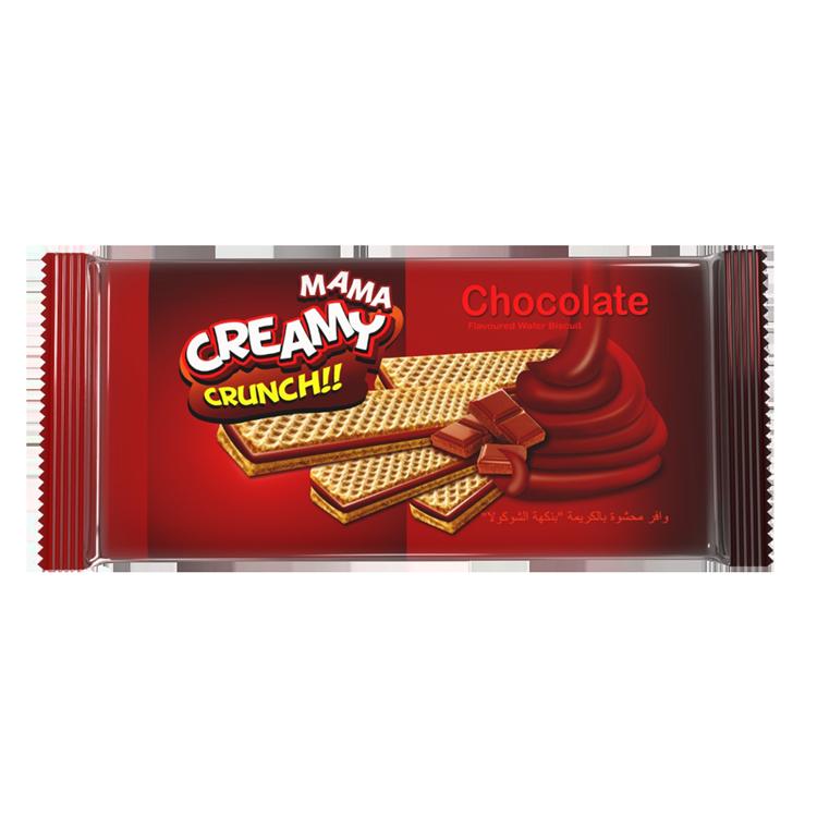Mama Creamy Crunch Chocolate