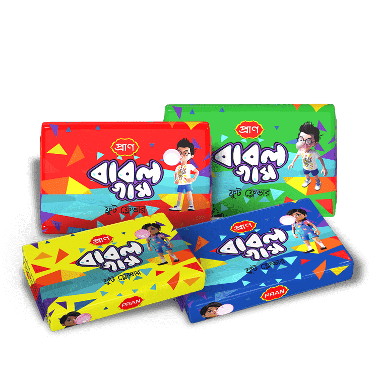 PRAN Bubble Gum