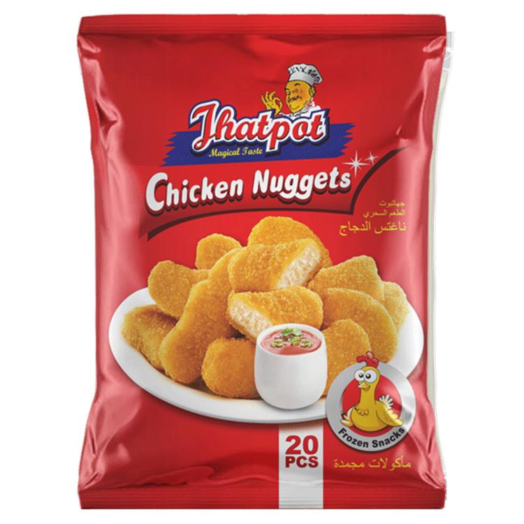 Jhatpot Chicken Nuggets