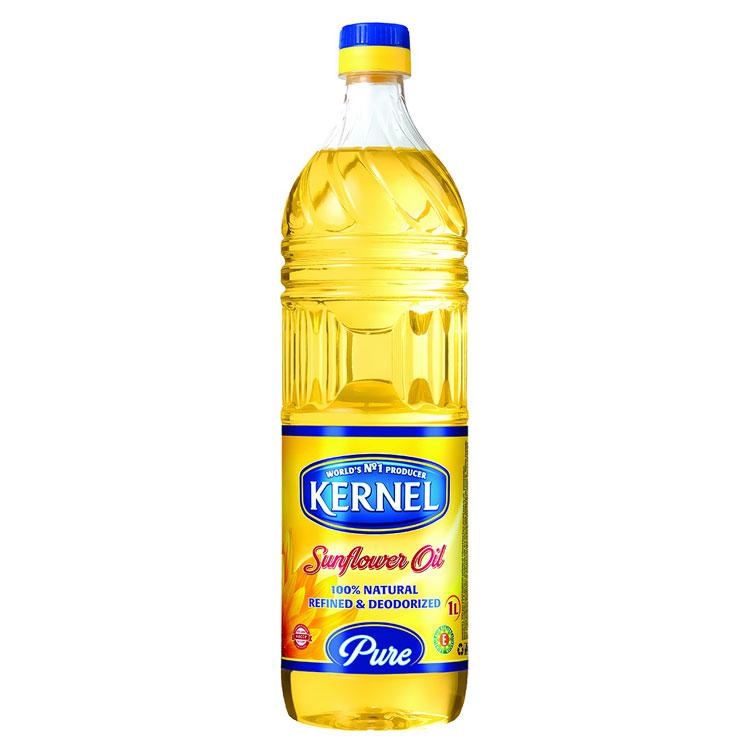 Kernel Sunflower Oil 1 ltr