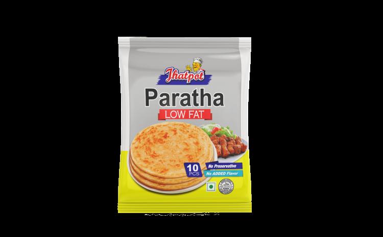 Paratha Low Fat