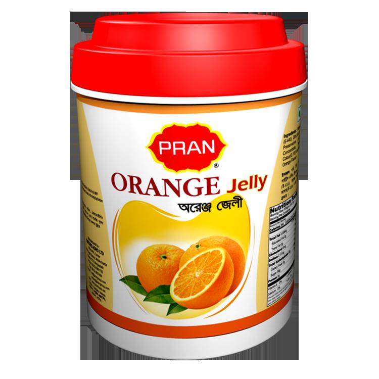 PRAN Orange Jelly