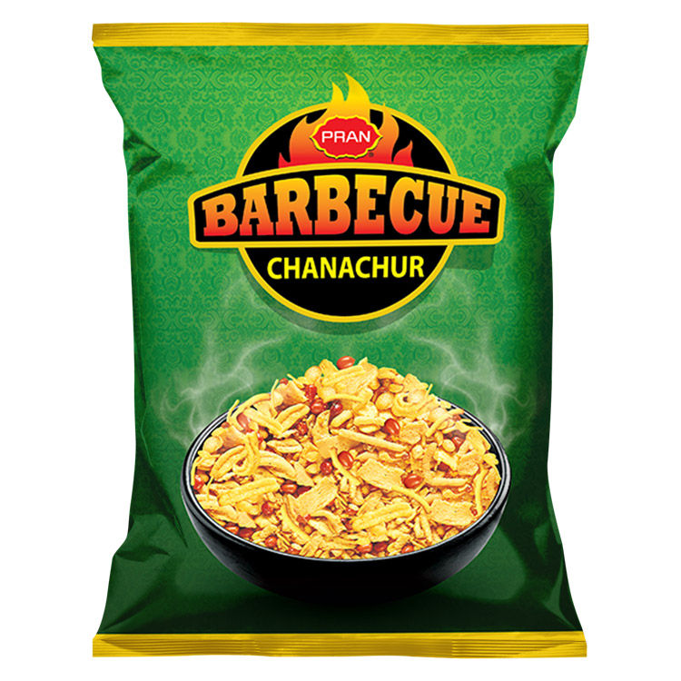 PRAN BBQ Chanachur Export