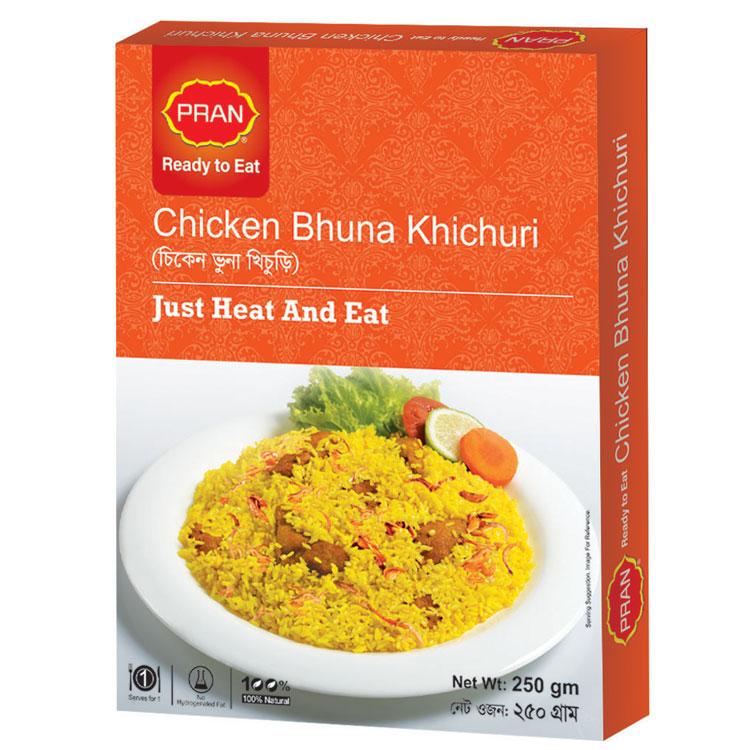 PRAN Chicken Bhuna Khichuri