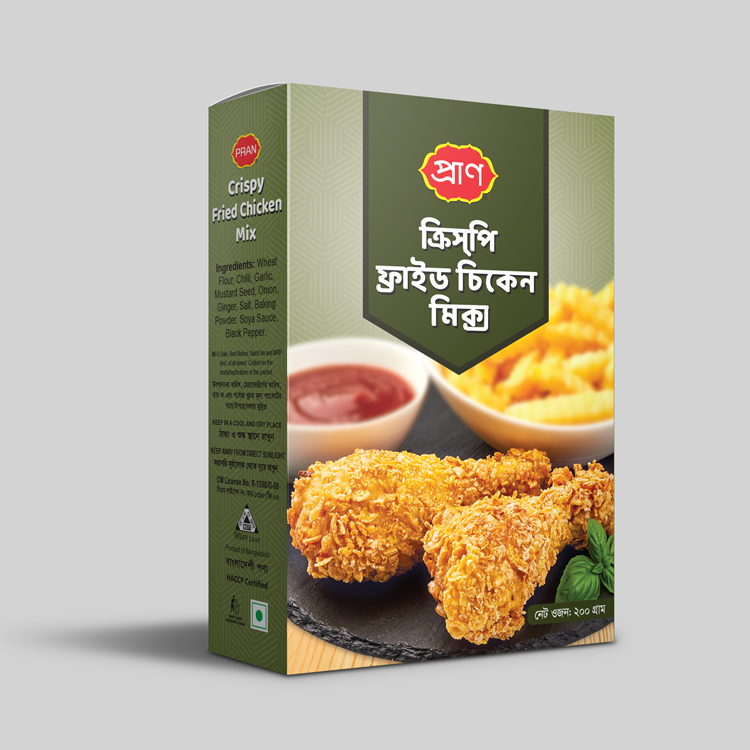 PRAN Crispy Fried Chicken Mix